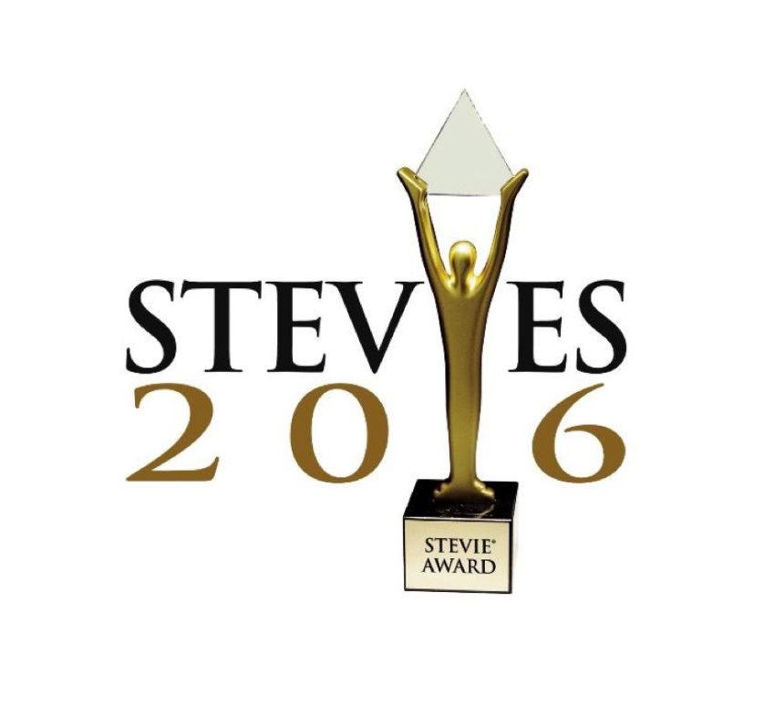Stevies 2018 Award