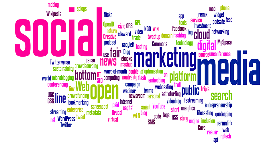 Word-cloud-social-media