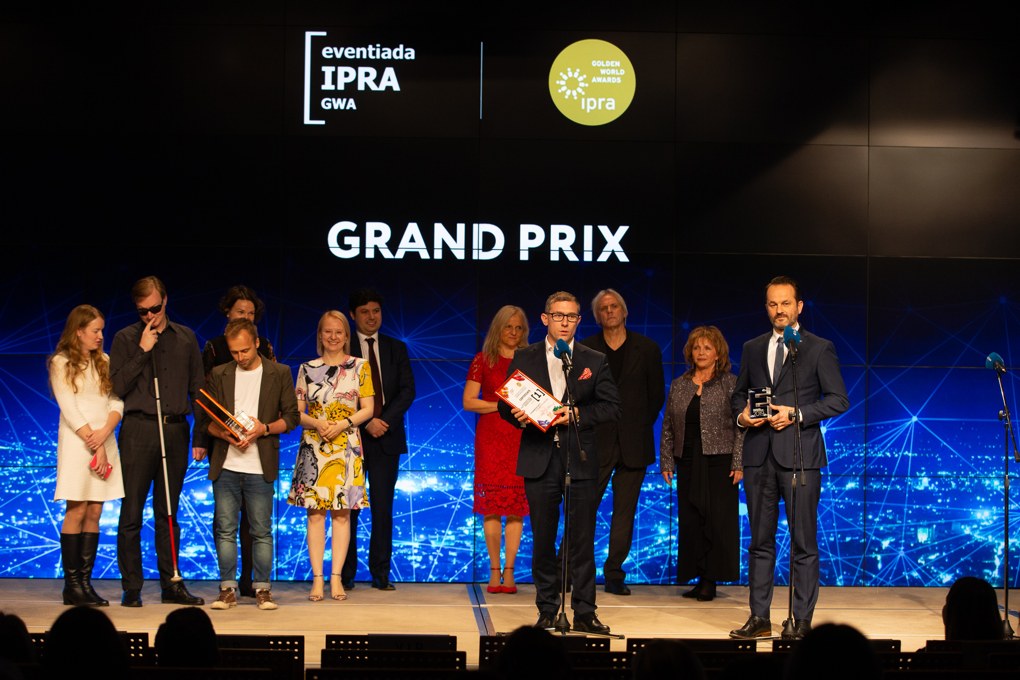 """Little rescuers"" with Grand Prix at the Eventiada IPRA Golden Awards"