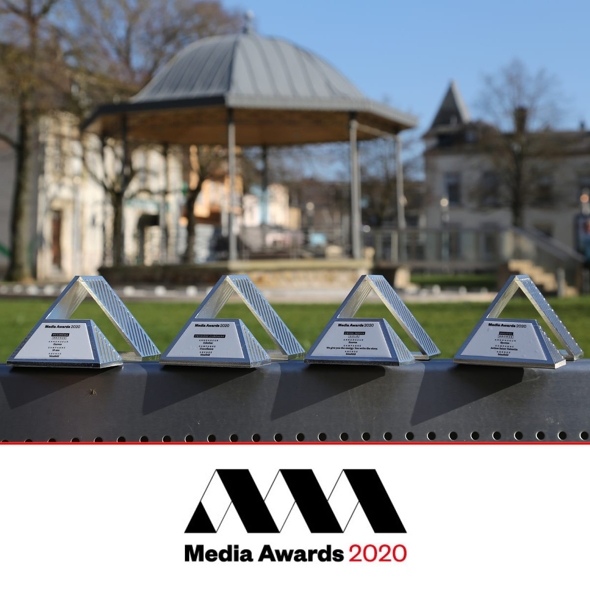 "Binsfeld wins four awards in ""Media Awards 2020"""