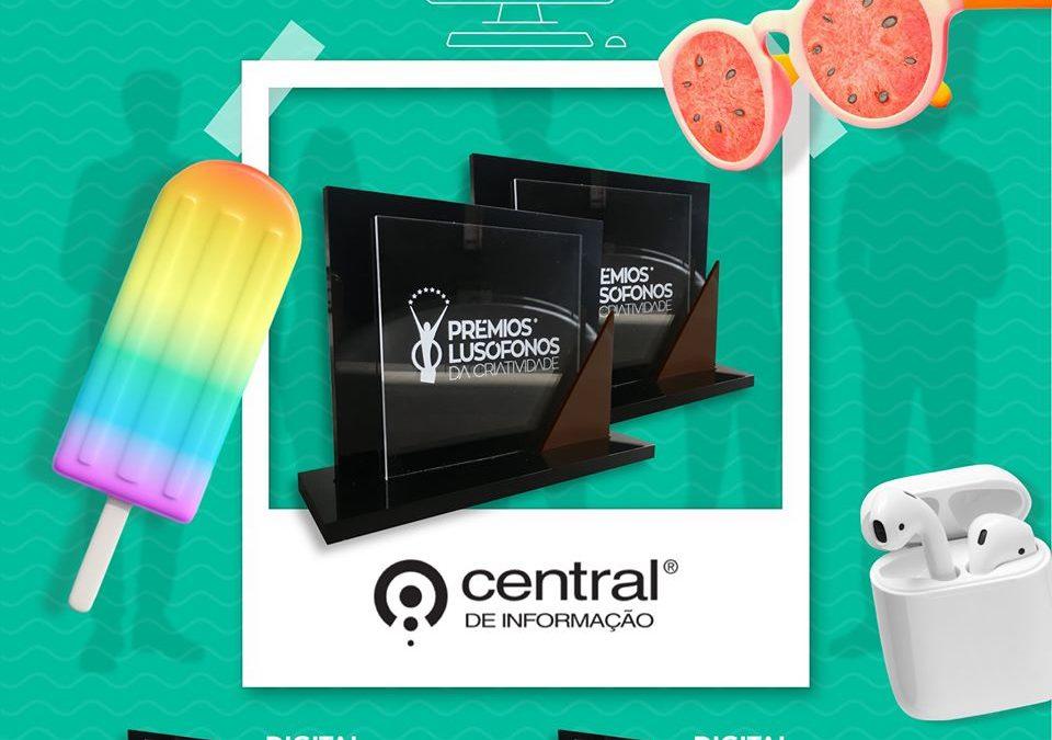 Central de Informação awarded with #NoAgeCampaing