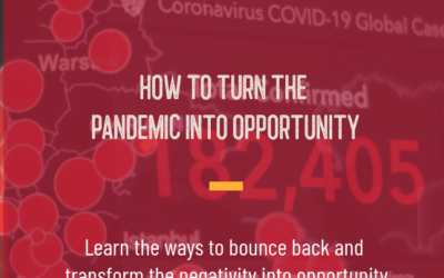 How to turn the pandemic into opportunity