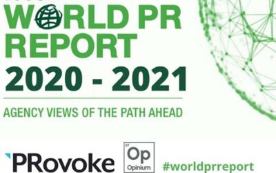 ICCO World Report 2020-2021: Covid 17 has proved the strenght of communication industry